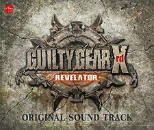 GUILTY GEAR Xrd-REVELATOR-ORIGINAL SOUND TRACK 3CD Music F/S from Japan NEW