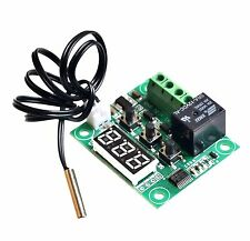 MODULO W1209 TERMOSTATO CONTROLLO TEMPERATURA SONDA switch temperature arduino