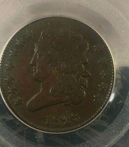 1828 12 Stars Classic Head Half Cent PCGS XF 40 Cert# 20675717