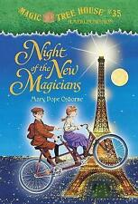 Night of the New Magicians by Mary Pope Osborne, Sal Murdocca (Paperback, 2007)