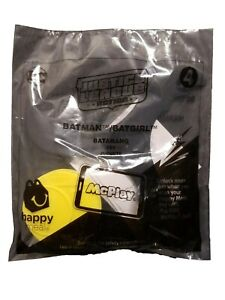 McDonald's Happy Meal Batman Batgirl Batarang Justice League Action Toy #4 2018
