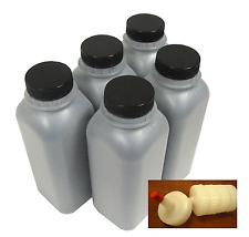 5 x Toner Refill for Xerox WorkCentre M20, CopyCentre C20 106R01047 + 5 Chip