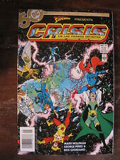 Superman presenta CRISIS En Las Tierras Infinitas #1 Spanish Language full-color