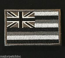 HAWAII STATE FLAG USA INFIDEL ARMY MORALE SWAT OP VELCRO® BRAND BADGE PATCH