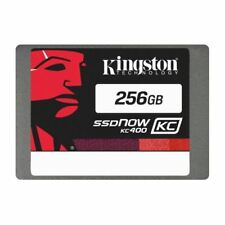 Used Kingston SSDNOW KC400 256GB Solid State Drive