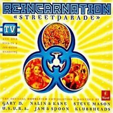 Reincarnation 'Streetparade' (1997) | 2 CD | Mega'Lo Mania, Klubbheads, U.s.u...