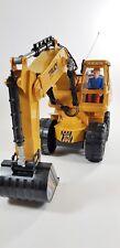Radio Remote Control RC JCB Toy Excavator Bulldozer Digger Truck Construction UK