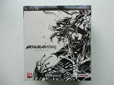 Metal Gear Rising Revengeance Limited Edition Sealed | PS3 | Playstation 3