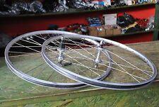 Vintage - Shimano DEORE XT Chinook - MTB wheelset wheels hub rim HB-M730 FH-M730