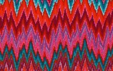 2 Yards Rowan Kaffe Fassett Flame Stripe PWGP134 Red Cotton Fabric