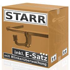 AHK starr Nissan Pixo ab09 + 7p E-Satz mit Blinküberwachung