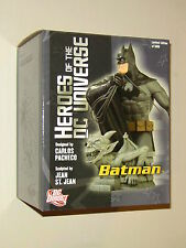 DC Direct Heroes Of The DC Universe Batman Bust New MIMB