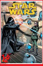 STAR WARS Comics 12 Fev 2017 Panini Darth Vader starwars variant Larroca # NEUF