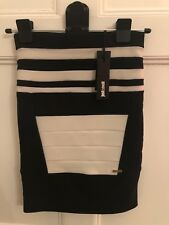 Just Cavalli Bodycom Skirt In Black And White BNWT Size S