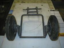 Wacker Vp1135a, Vp1340, Vp1550, Vp2050 Plate Compactor tamper Wheel Kit Pre- '16