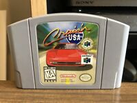 Cruis'n Cruisin USA (Nintendo 64, 1996) N64 AUTHENTIC Game Cartridge Only