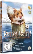 Süßer Kinderfilm - Rettet Raffi! - Der Hamsterkrimi, 1 DVD