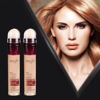 Face Eye Foundation Concealer Highlight Contour Pen Stick Makeup Cream Natural!~