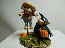 Wee Forest Folk Scared Crow M-325