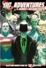 Green Ronin DC Adventures Heroes & Villains - Volume 2 NM