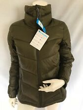 Columbia Pike Quilted Jacket Olive Green Size S