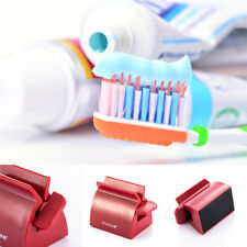 Toothpaste Easy Dispenser Rolling Tube Toothpaste Squeezer Seat Holder Stand NEW