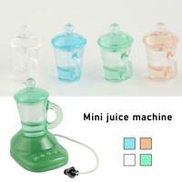 1/12 Scale Miniature Dollhouse Modern Mini Juice Machine Accessories B1Z4