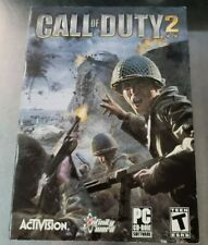 Call of Duty 2 - PC **FREE SHIPPING**