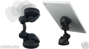 Mediasonic Dual Suction For Tablet iPhone iPad Android GPS PDA PSP MP3 4 Holder