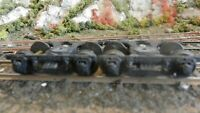 Central Valley HO Old Time 4 Wheel Passenger Trucks, Used, Excellent