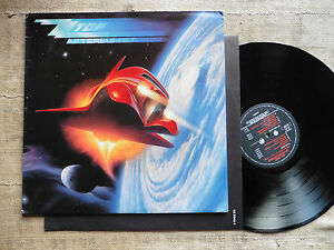 ZZ Top – Afterburner - LP