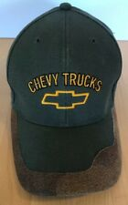 General Motors Official Licensed Product Chevy Trucks Cap Hat Leather Strapback