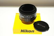 Nikon AF-Nikkor 50mm f/1.8 auto focus standard lens. EXC+ condition.