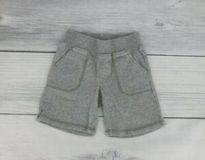 Gymboree Little Boys Active Athletic Comfy Shorts Size 4T Gray