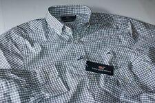 Vineyard Vines Shirt Tucker Seabrook Gingham Barracuda Slim Fit  Large  L