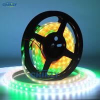 WS2812B Strip Light 5050 RGB 1m 5m 30/60/144 LEDs IC Individual Addressable DC5V