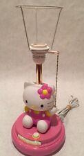 Cute Hello Kitty Table Lamp Sanrio KT3095 Need Lamp Shade