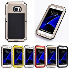 Armor Shock Proof Waterproof Aluminum Gorilla Metal Case For Samsung Galaxy S8