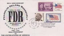 USA 50th ann. Franklin Delano Roosevelt
