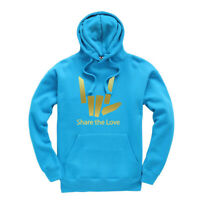 Gold Share The Love Kids Hoodie Stephen Sharer YouTuber