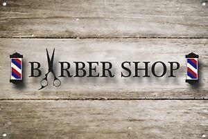 Barber Shop Metal Sign Barber Shop Décor Sign Wall Art Plaques Barber Shop 1061