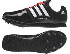 NEW - adidas Men's B40319 Jumpstar Allround Field Event Spikes - Black - US 14.5