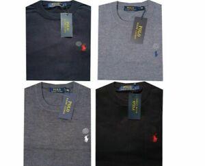 Men's Ralph Lauren Round Neck Cotton Long Sleeve Jumper sweatshirt on sale