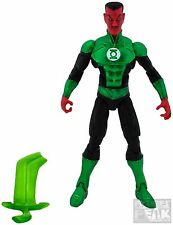 DC Direct: Super-Heroes 2013 SDCC SINESTRO (GL) (FROM GREEN LANTERN 4-PK) Loose