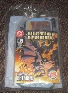 2003 DC Justice League Burger King Kids Meal Toy - Batman #6