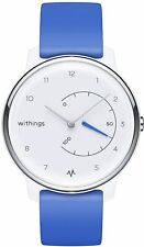 Withings Move ECG - Activity & Sleep Watch with ECG Monitor White /Blue