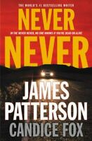 Never Never A Novel By James Patterson Paperback Book Special Edition NEW