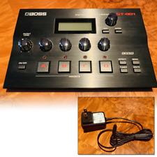 Boss GT-001 Guitar Effects Processor Multi-Effects Pedal w/ AC Adapter Japan
