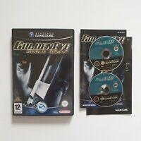 Goldeneye: Rogue Agent - Nintendo Gamecube Game PAL James Bond with manual