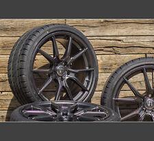 Für BMW 5er E60 E61 xdrive Sommerräder 18 Zoll V1 Wheels ET35 grau ABE NEU